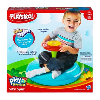 Playskool Play Favorites Sit 'N Spin