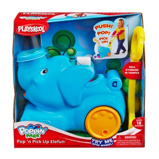 Playskool Poppin Park Pop 'n Pick Up Elefun
