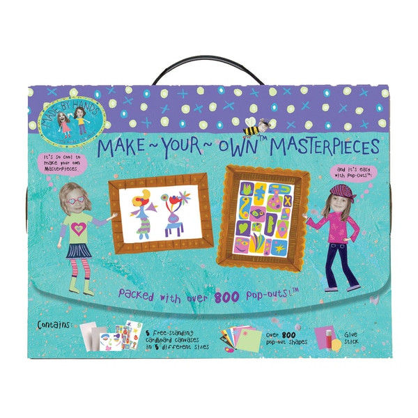 Make-Your-Own Masterpieces