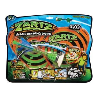 Zartz Urban Throwing Darts Fun Pack