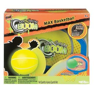 Max Boom Basketball Hoop