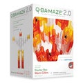 Q-Ba-Maze 2.0 Starter Box Warm Colors: 50 Pcs