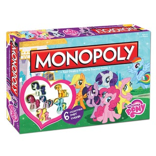 Monopoly� My Little Pony Edition
