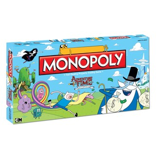 Monopoly® Adventure Time Collector's Edition