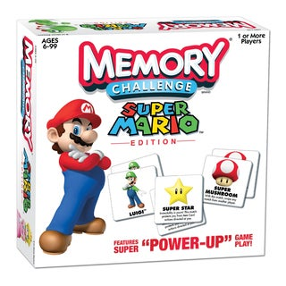 Memory® Challenge Nintendo Super Mario Edition