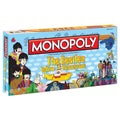Monopoly The Beatles Yellow Submarine Edition