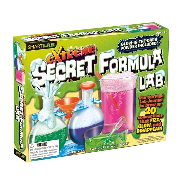 Extreme Secret Formula Lab