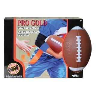 Pro Gold Flag Football Set