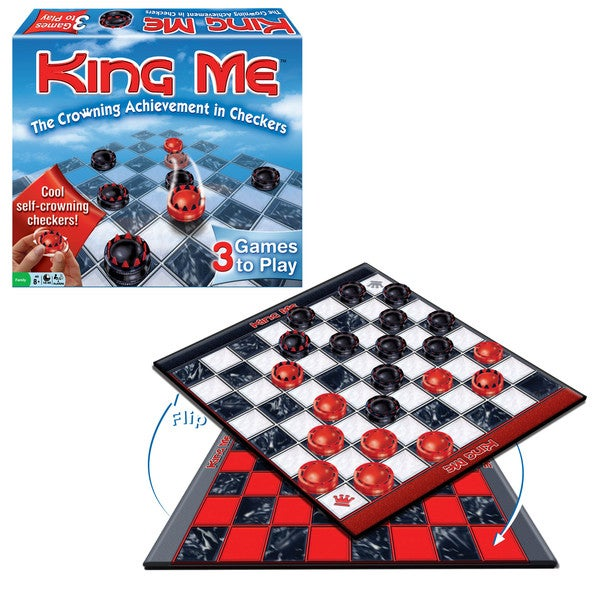 King Me Board Game