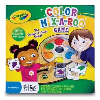 Crayola Mix-A-Roo Game