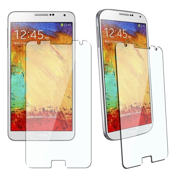 INSTEN Tempered Glass Screen Protector for Samsung Galaxy Note 3 N9000