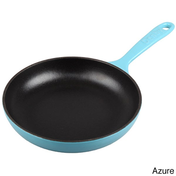 Denby 8-inch Cast Iron Omelette Pan