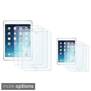 INSTEN 3-piece Screen Protector for Apple iPad Air