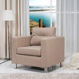 Detroit Camel Arm Chair