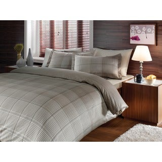 Brielle Rayon from Bamboo Twill Graph 3-piece Down Alternative Comforter Set