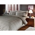 Bamboo Twill Graph 3-piece Down Alternative Comforter Set