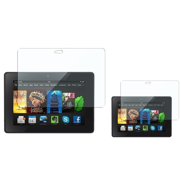 INSTEN Screen Protector for Amazon Kindle Fire HDX 7-inch