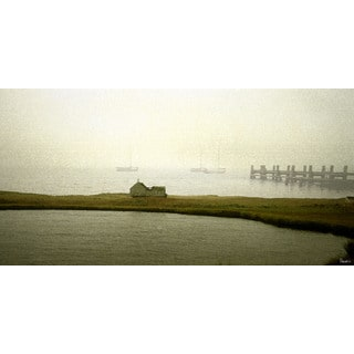 Parvez Taj 'Nantucket' Canvas Art Print