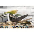Parvez Taj 'Cali Day' Canvas Art Print