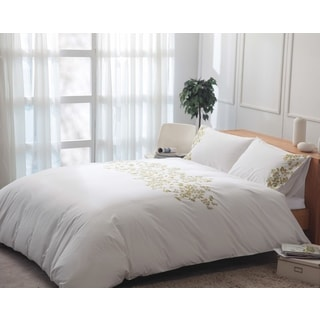 Margarete Muir Sage 3-piece Duvet Cover Set