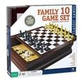 Cardinal Family 10-in-1 Game Set
