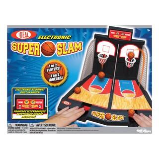 Electronic Super Slam Basketball Game