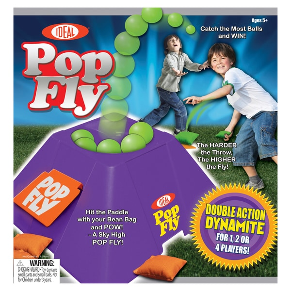 Pop Fly Game