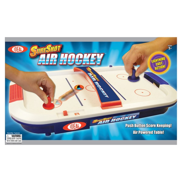 SureShot Air Hockey Game