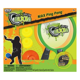 Max Boom Ping Pong Game