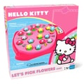 Hello Kitty Let's Pick Flowers Game