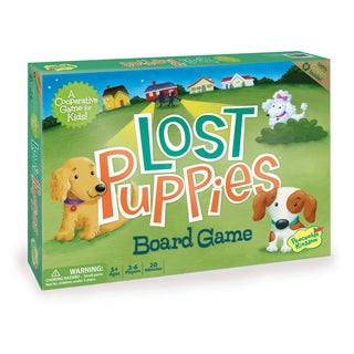 Lost Puppies Cooperative Board Game