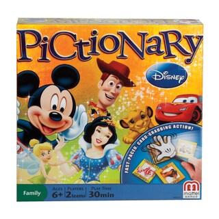Mattel Disney Pictionary Game