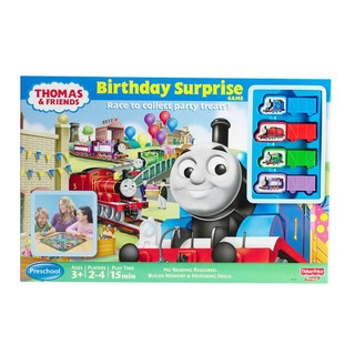 Mattel Thomas & Friends Birthday Surprise Game