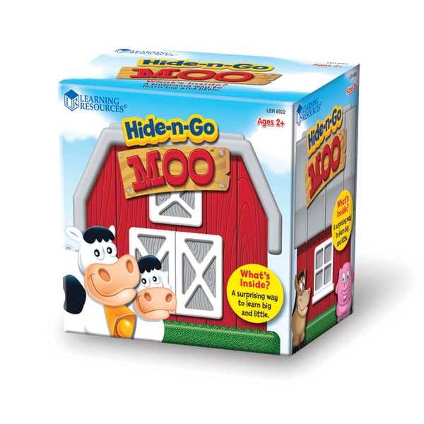 Learning Resources Hide-n-Go Moo Game