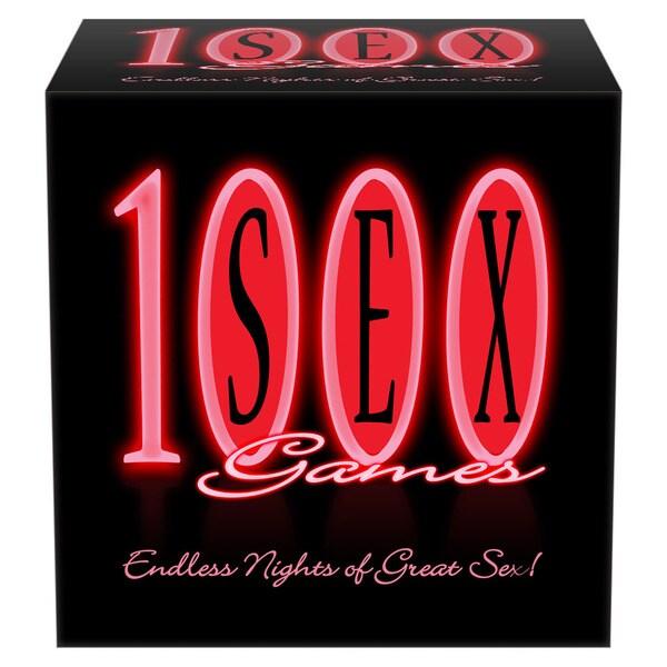 Kheper Games 1000 Sex Games Adult