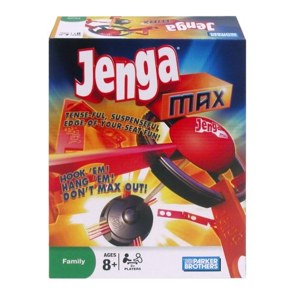 Jenga Max