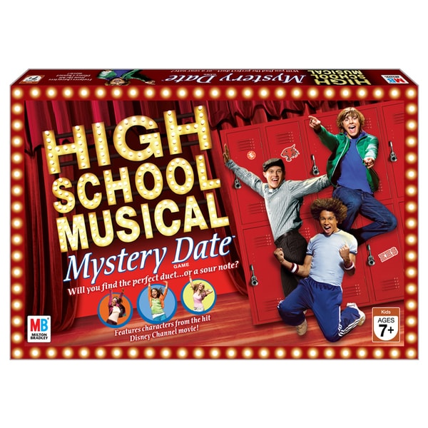 Mystery Date High School Musical