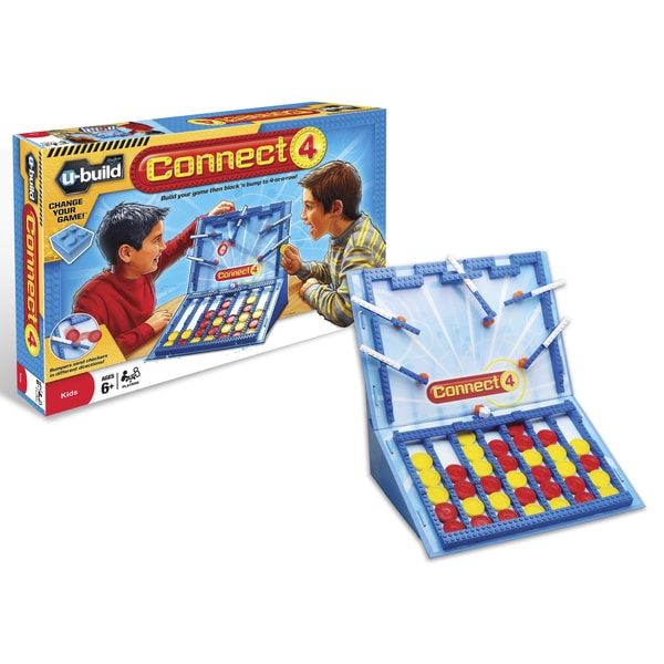 U Build Connect 4
