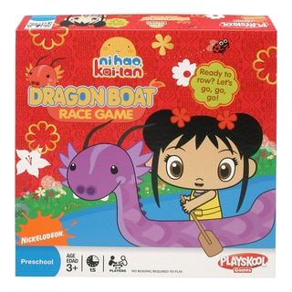 Hasbro Ni Hao, Kai-lan Dragon Boat Game