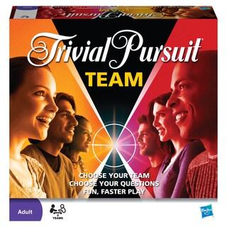Hasbro Team Trivial Pursuit Game