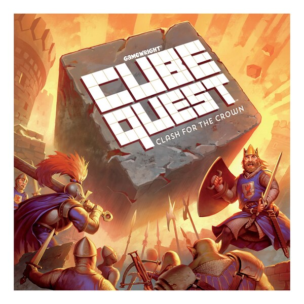 Gamewright Cube Quest Game 12159756