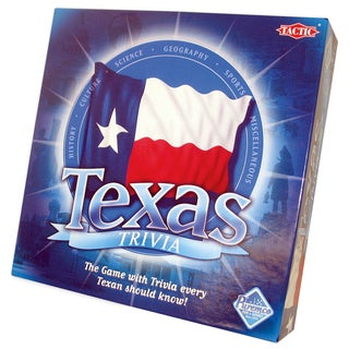 Puremco Texas Trivia Game