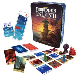 Gamewright Forbidden Island Game