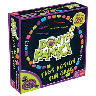 Goliath Don't Panic Game