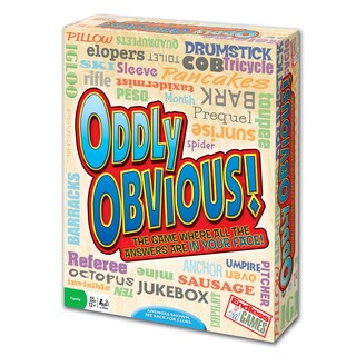 'Oddly Obvious' Board Game