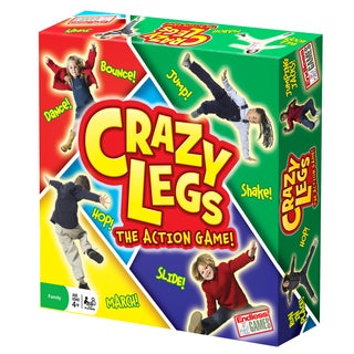 Crazy Legs Board Game