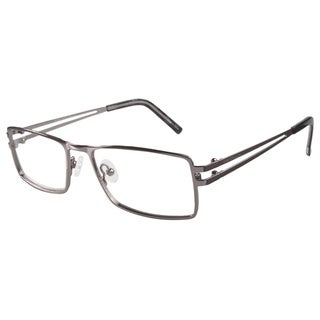 Kam Dhillon 3012 Gunmetal Prescription Eyeglasses