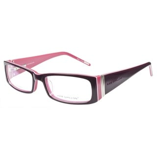 Kam Dhillon 3017 Purple Prescription Eyeglasses
