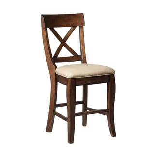 Intercon Verona Solid Birch Rustic Barstool (Set of 2)
