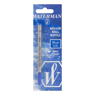 Waterman Roller Ball Pen Blue Ink Refill